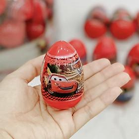 Trứng đồ chơi Mini cars ( 1 quả)