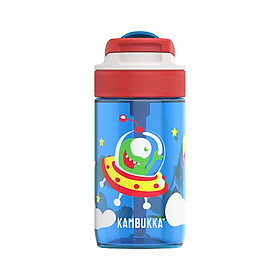 Bình Nước KID KAMBUKKA Lagoon 400 ml Happy Alien