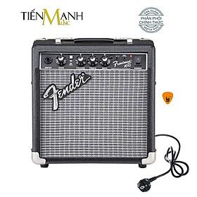 [Chính Hãng] Amply Fender FrontMan 10G (10W) 230 EU Loa Ampli Đàn Guitar Điện Combo Amplifier Electric - Kèm Móng Gẩy DreamMaker