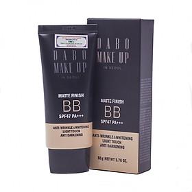 Kem nền trang điểm cao cấp Hàn Quốc DABO MAKE UP MATTE 5 in 1 BB SPF47 PA+++ (50ml) – Hàng Chính Hãng