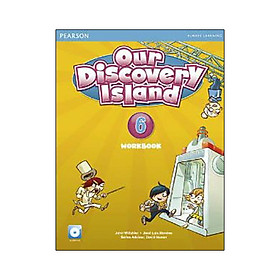 Our Discovery Island American Wb6 W/Cd