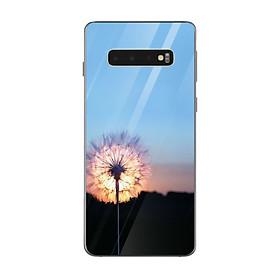 Ốp lưng dành cho điện thoại Samsung Galaxy S in họa tiết Hoa bồ công anh trước hoàng hôn