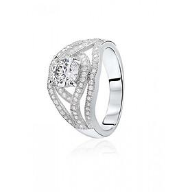 Hình đại diện sản phẩm Nhẫn bạc nữ Mia Love