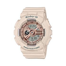 Biểu đồ lịch sử biến động giá bán Đồng hồ nữ dây nhựa Casio Baby-G chính hãng BA-110CP-4ADR