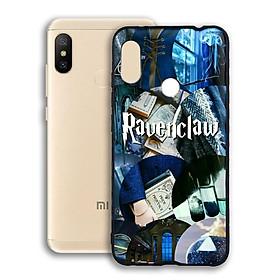 Ốp lưng Harry Potter cho điện thoại Xiaomi Redmi Note 6 pro - Viền TPU dẻo - 02082 7789 HP05 - Hàng Chính Hãng