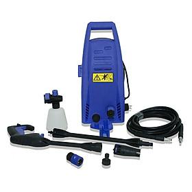 Máy xịt rửa xe áp lực cao Kachi MK192 1200W - Màu xanh dương - Hàng chính hãng