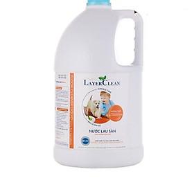 Nước lau sàn Layer Clean hương quế 5L