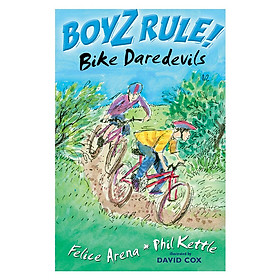 Boyz Rule: Bike Daredevils
