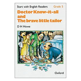 Start With English Readers 5: Dr Know-It-All And The Brave Little Tailor