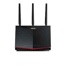 Router Wifi ASUS RT-AX86U Hai Băng Tần Chuẩn AX5700 (Chuyên Cho Game Di Động)- Hàng Chính Hãng