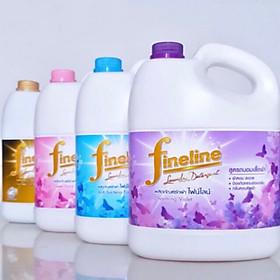 Nước giặt thái lan fineline đậm đặc sạch nhanh thơm lâu 3lít - Hàng  chính  hãng