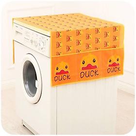 Tấm Phủ Tủ Lạnh, Máy Giặt Hình Thú Tiện Lợi - Tặng kèm quà tặng cho gia đình
