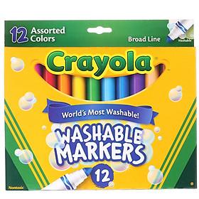 Bút Sáp Màu Crayola