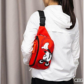 Túi đeo chéo chuột Mickey