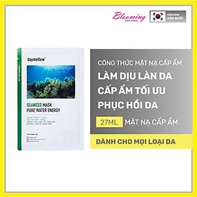 Mặt Nạ Dưỡng Ẩm, Nuôi Dưỡng Và Thải Độc Da Chiết Xuất Tảo Biển Daymellow Seaweed Mask Pure Water Enegry 27ml