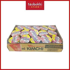 [Chỉ Giao HCM] - Thùng 15 ly mì Kimchi Ottogi 62g