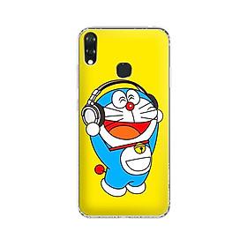 Ốp lưng dẻo cho điện thoại Vsmart Joy 1 Plus - 01193 7863 DRM07 - In hình Doremon - Hàng Chính Hãng