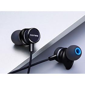 Tai nghe in ear Gaming chơi Pubg Mobile, hỗ trợ chống ồn Plextone G15 hai đầu từ tính, tăng cường Bass giúp nghe rõ tiếng bước chân, tiếng bắn nhau, đàm thoại rõ với HD Microphone. - Hàng Chính Hãng.