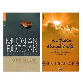 Combo Sách Của Thiền Sư Thích Nhất Hạnh - Muốn An Được An và Con Đường Chuyển Hóa