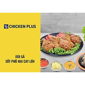 Chicken Plus - Đùi Gà Sốt Phô Mai Cay