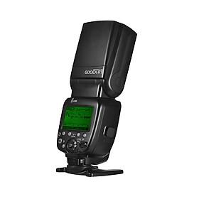 Đèn Flash Không Dây FK600EX-RT GN60 E-TTL Cho Máy Ảnh Canon EOS Đen (2,4G) (1/8000 HSS)