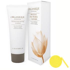 Sữa Rửa Mặt Chống Lão Hóa Organique Age Reverse Cleanser (125ml) - Tặng Kèm Mút Rửa Mặt