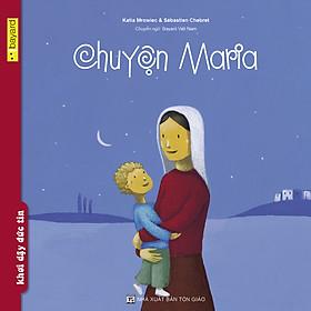 Biểu đồ lịch sử biến động giá bán Chuyện Maria - Truyện Tranh Thiếu Nhi