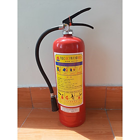Bình Chữa Cháy Dạng Bột Khô ABC MFLZ-4Kg (Chữa cháy chất Rắn, Lỏng và Khí)