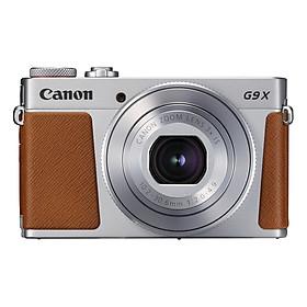 Máy Ảnh Canon G9X Mark II (Bạc) - Hàng Chính Hãng