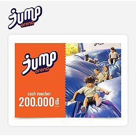 Jump Arena - Phiếu Qùa Tặng 200K