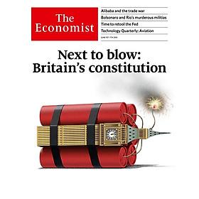 [Download sách] The Economist: Next to Blow: Britain's Constitution - 22.19