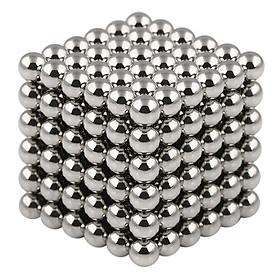 Nam Châm Bi Từ Tính Neko Chengjie Magnetic Material Bạc (Size 3mm)