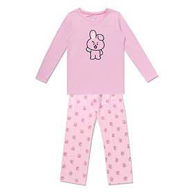 BT21 x HUNT Pajama Set Cooky HILO83801T Teejama