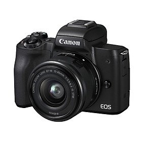 Máy Ảnh Canon EOS M50 Đen (Kit 18-150MM)