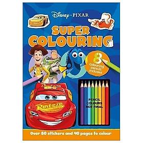 Disney Pixar - Mixed: Super Colouring (Colouring Time Xtra Disney)