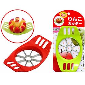 Dụng cụ cắt táo, tạo hình củ quả tiện lợi (Giao màu ngẫu nhiên) - Hàng Nội Địa Nhật
