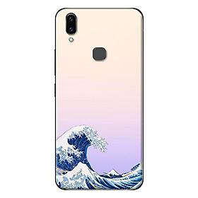 Ốp Lưng Dành Cho Vivo V9 - Sóng Biển Xanh