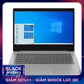 Laptop Lenovo IdeaPad Slim 3-14ARE05 81W3005AVN (AMD Ryzen R7-4700U/ 8GB DDR4 2666MHz/ 512GB M.2 2242 PCIe NVMe/ 14 FHD/ Win10) - Hàng Chính Hãng