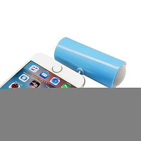 Loa điện thoại nhỏ hình trụ 3.5mm Iphone Samsung Huawei Ipad Tablet