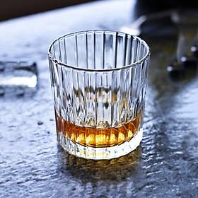 Bộ 6 ly thủy tinh cường lực Pháp Duralex Manhattan trắng Clear 310 ml
