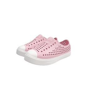 Giày nhựa lỗ đẹp cho Bé gái DA001HOG