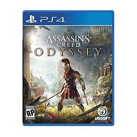 Đĩa Game Ps4: Assassin's Creed Odyssey– Hàng Nhập Khẩu