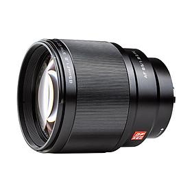 Lens Điện Tử Máy Ảnh Sony Bằng Kim Loại Viltrox (85mm) (F1.8 STM)