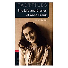 Oxford Bookworms Library Level 3: Anne FrankNew