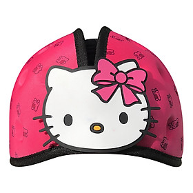 """Mũ Bảo Vệ Đầu Cho Bé Jizo Helmet Hello Kitty giá chỉ còn <strong class=""""price"""">171.000đ</strong>"""