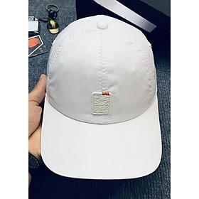 Mũ Nam Nón Nam Nón Kết Sơn Logo Chữ Nhật Mũ Nam Nữ Vải Dù Chất Liệu Cao Cấp