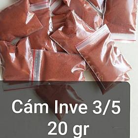 Cám Inve Thái 3/5 - Thức ăn phù hợp cho cá 7 màu, guppy, betta, tôm tép cảnh - 20gr
