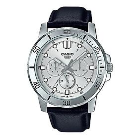 Đồng hồ nam dây da Casio Standard chính hãng MTP-VD300L-7EUDF