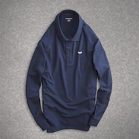 Áo Thun Polo Nam Cổ Bẻ, Vải Cotton Cá Sấu 100% Cao Cấp, Phong Cách Trẻ trung, Thoáng Mát, Thấm Hút Mồ Hôi