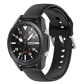 Ốp Bảo Vệ Silicon TPU chống va đập cho Samsung Galaxy Watch 3 41mm / 45mm